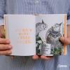 PABUKU gift book coffe owl