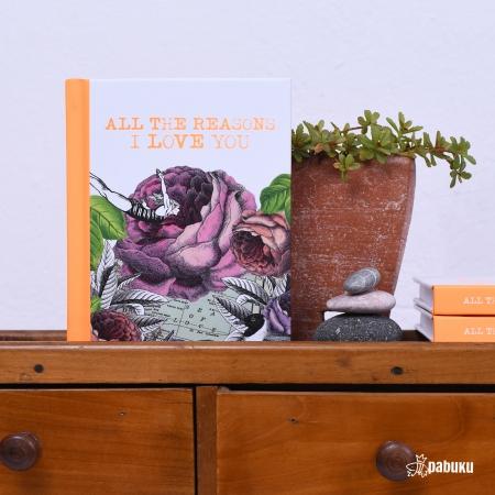 PABUKU gift book on shelf