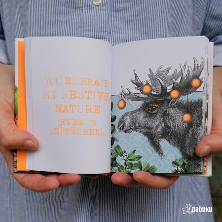PABUKU gift book elk