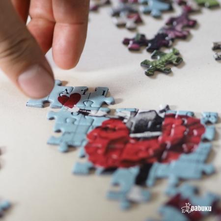 PABUKU jigsaw puzzle detail