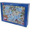 PABUKU jigsaw puzzle Quirky World box