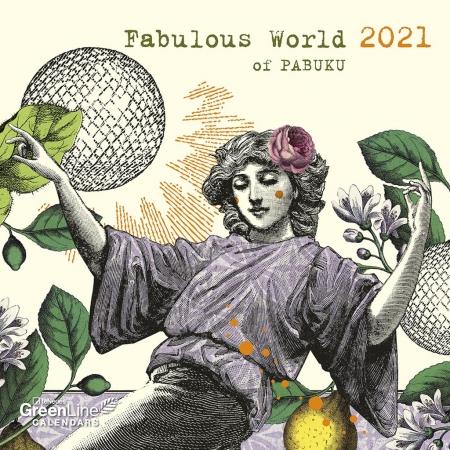 PABUKU TeNeues GreenLine Wallcalendar Large cover