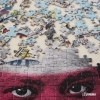 PABUKU jigsaw puzzle face detail