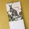 January Pabuku Birthday Calendar